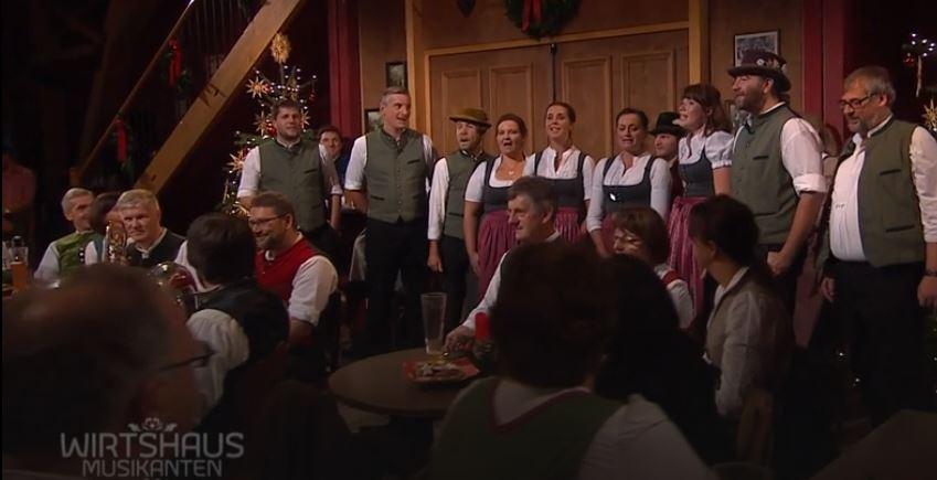 chaingang – BR Wirtshausmusikanten – Jingle Bells